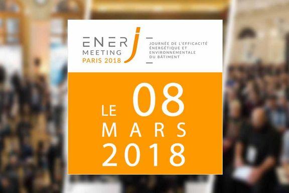 logo du salon Ernej Meeting 2018